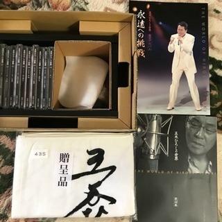 五木ひろしCD   10枚組  170曲  未開封多数あり