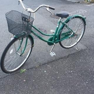 中古自転車(お取引中)