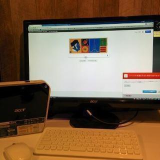 Win Vista Acer Aspire R3600 とってもコ...