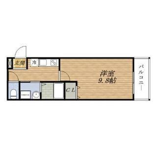 ☆阪急沿線☆新築🆕🏠✨庄内1K