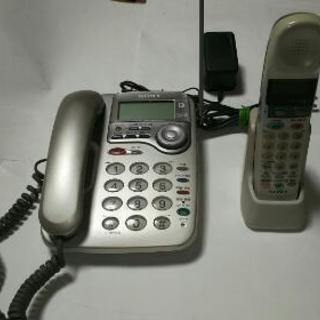 SONY電話機、子機セット【プロフィール必読】‼️