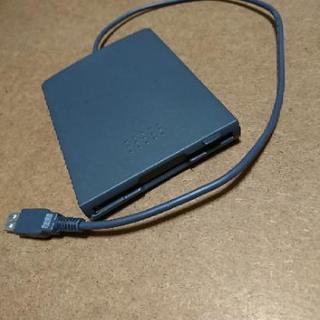 【値下げ】3.5インチ USBフロッピーディスクドライブ