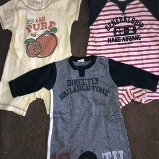 子供服セット ロンパース 70〜90サイズ