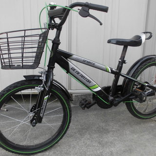 男の子 自転車 18インチ 補助輪付き