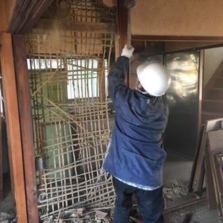 一軒家の解体や物置の処分