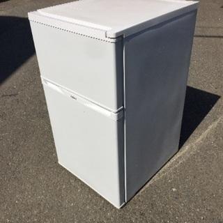 セカンド冷蔵庫に。15年式91㍑2ドア冷蔵庫🚪🍖💦