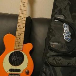 アンプ内蔵ギター ピグノーズ Pignose