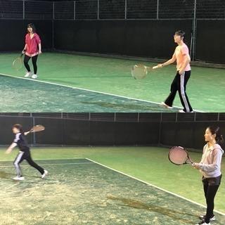 少人数開催・公式テニスシングルス専門〜浜松footworkテニス...