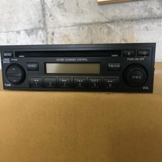 フェアレディZ33についてた純正オーディオ