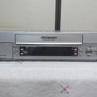 ビデオデッキ panasonic NV-SV100
