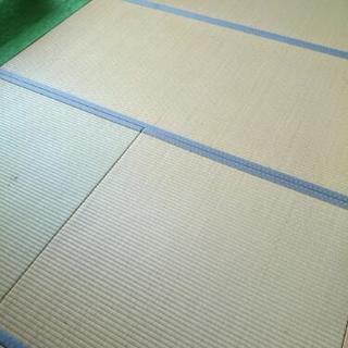 四畳半の畳