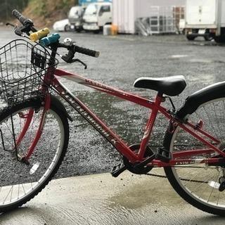26インチ子供用自転車☆サイバーギミック