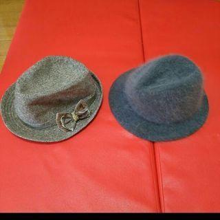 ルミネ LUMINE で購入したお洒落な帽子💛