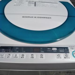 シャープ SHARP ES-GE70P-G [全自動洗濯機(7.0...