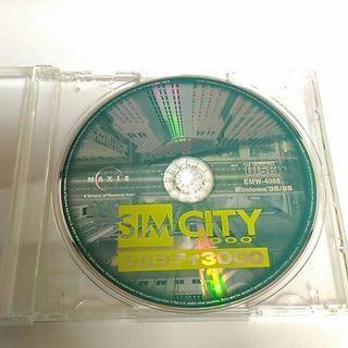 PCゲーム windows シムシティ3000 sim city ...
