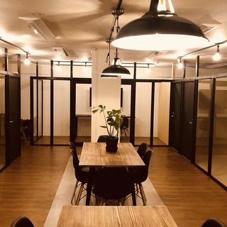 青葉区一番町にシェアオフィス新規OPEN!!コワーキングスペース...