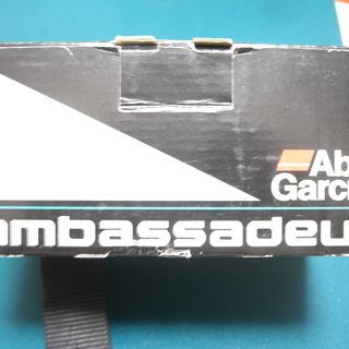 ambassadeur MAG 3601C売ります(値下致しました)