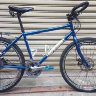 ルイガノ LGS GMT V ロードバイク ツーリングバイク 自...