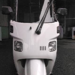 ホンダジャイロキャノピー車両