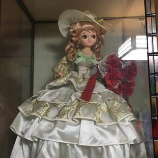 値下げしました。フランス人形