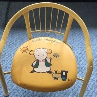 子供用パイプ椅子