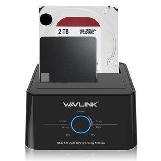 Wavlink HDDスタンド USB3.0接続 2.5型 / ...
