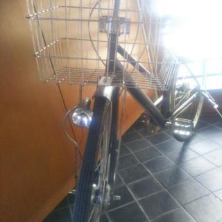 6段変速27インチ自転車