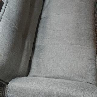 二人掛けソファー 角度調整可能