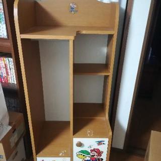 スーパーマリオ3の本棚、ランドリーラック