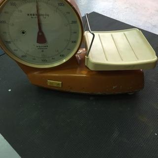 昭和レトロ‼️はかり🌟2kg ❗️秤