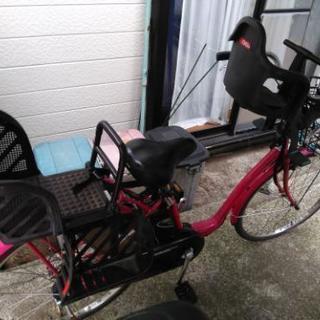 電動3人乗り自転車 パナソニックギュット
