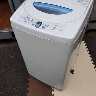日立☆コンパクト洗濯機(NW-42EF-W)☆ホワイト美品