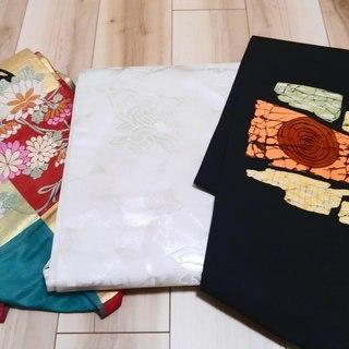 昔の着物 リサイクルにいかがでしょうか。