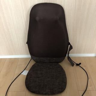 マッサージ 椅子 cm005 brown