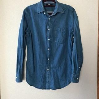メンズ  UNIQLOシャツ2点セット
