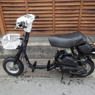 プードルみたいな軽量バイク!近所の足に!アウトドアのギヤアイテムに!