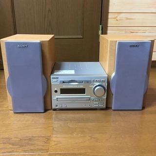 ソニー ミニコンポ HCD-MD333