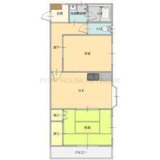 太田市宝町で42.50m2の部屋を月額3.3万円で借りませんか? - 太田市