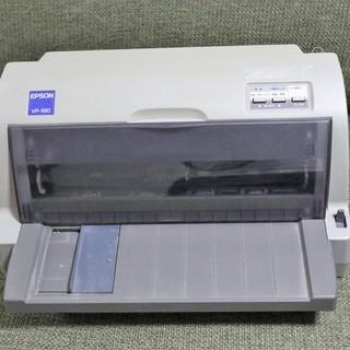 EPSON VP-930 エプソン ドットプリンター 複写用紙に