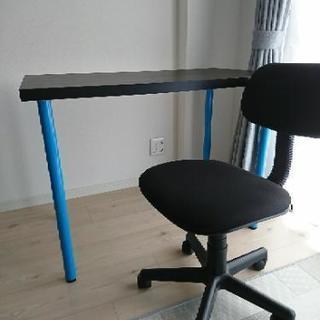 IKEA 机 LINNMON リンモン デスク サンワサプライ オ...