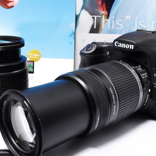 ✨Canon EOS 60D 18-55mm IS Ⅱ 55-2...