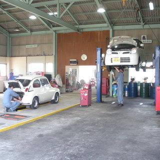 自動車の車検・点検・整備・修理・鈑金・塗装はロードテクノ!