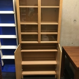 無印良品の組み合わせて使える木製収納 - 家具