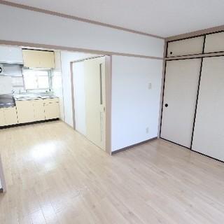 【初期費用は家賃のみ】小倉南区のリノベ2LDK【保証会社・保証人不要】