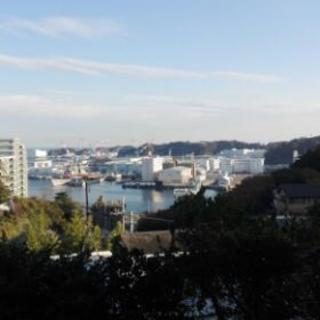 海が見下ろせる 一戸建て 横須賀 家賃 25000円