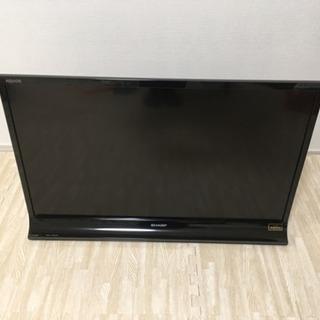 AQUOS SHARP32型 LC-32J9-B 液晶テレビ