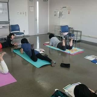 目白・体操で腰痛改善【6/25(火) 腰痛解決講座】