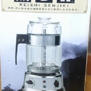 煎じ器 電熱煎じ器 タイマー付 漢方 麦茶にも使えます
