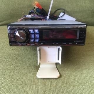 アルパインCDAー9887J CDプレーヤー