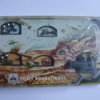 トミー 大人のおもちゃ ポケットメイト06 コンバットタンク